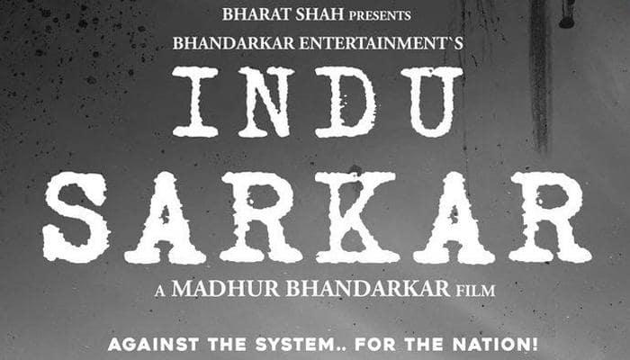 Madhur Bhandarkar reveals first look of Kirti Kulhari starrer 'Indu Sarkar'