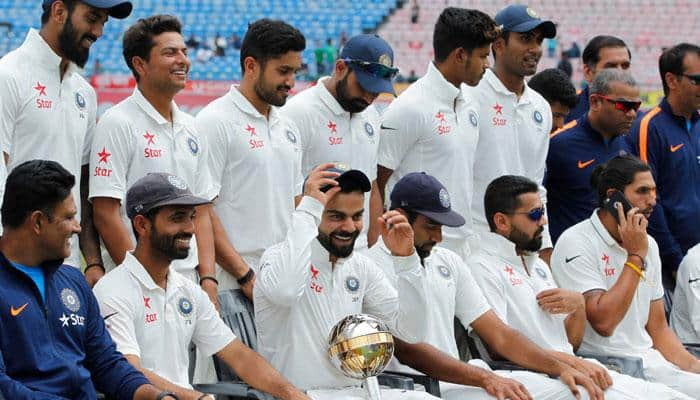 ICC Test Rankings: India hold on to No. 1 spot, retain Test mace at Apil cut-off