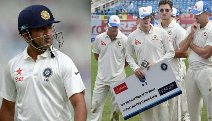 Gautam Gambhir gives Aussies perfect send-off, says true champions let their game do all the talking!