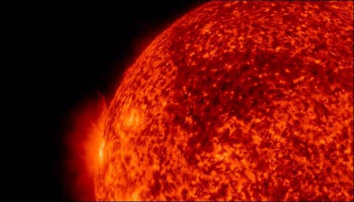 Planetary waves above Earth's surface exist on the Sun too!