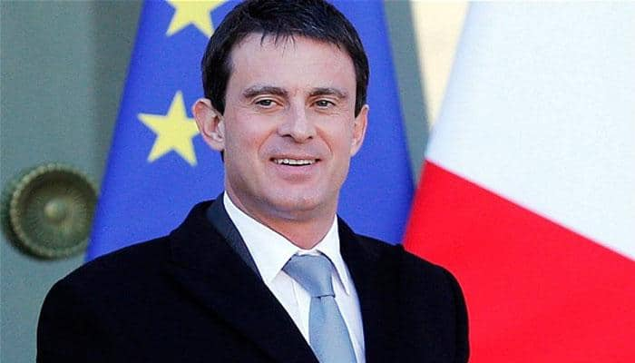 French ex-PM Manuel Valls says will vote for Macron in election