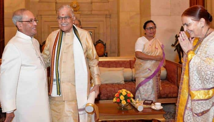 Murli Manohar Joshi, Sharad Pawar among 39 people conferred Padma awards