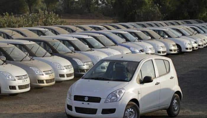 Maruti, Hyundai clock record yearly sales in 2016-17
