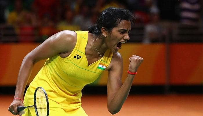 Indian Open final: PV Sindhu conquers Carolina Marin to win her maiden super series title at home