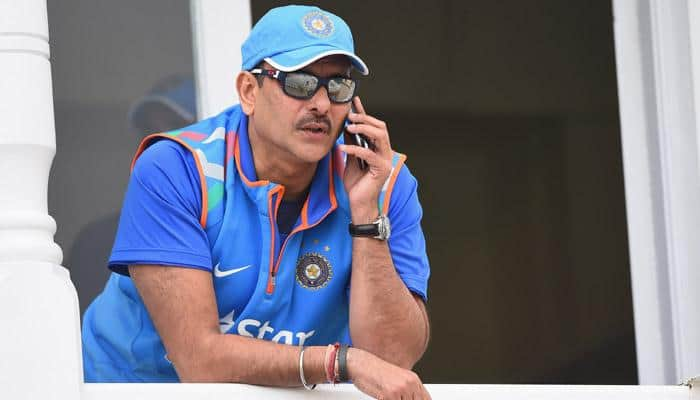 Ravi Shastri bats for steep pay hike for international players, calls pay structure 'peanuts'
