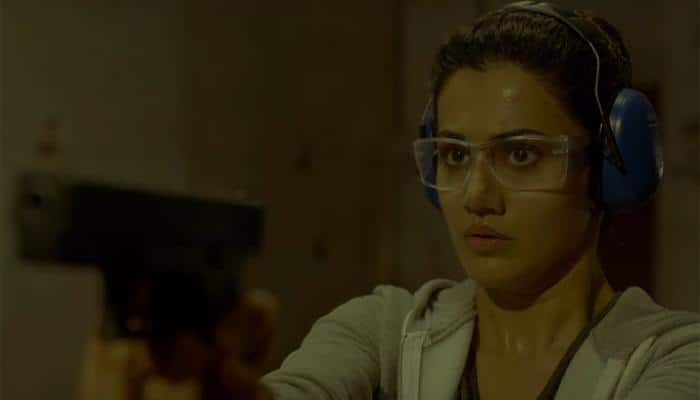 Box Office report: Taapsee Pannu's 'Naam Shabana' mints over Rs 21 crore