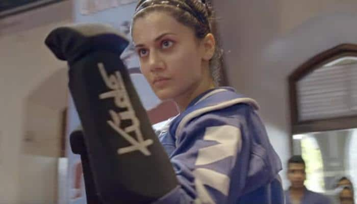 Naam Shabana collections: Taapsee Pannu's action avatar mints Rs 23 cr so far!