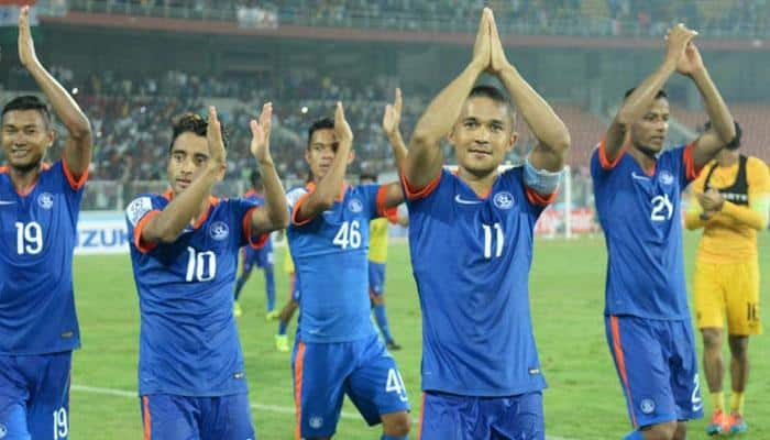 FIFA Rankings: Indian football team rises to 101st postion, best-ever in two decades