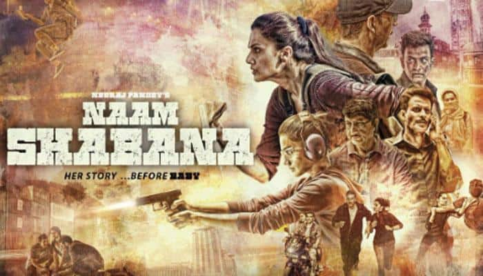 Naam Shabana collections: Taapsee Pannu's gritty thriller inching closer to Rs 30 cr!