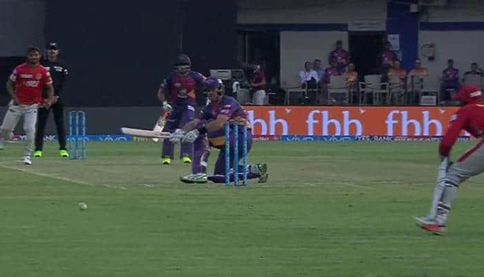 IPL 2017: Innovative Dan Christian hits two UNREAL shots against Sandeep Sharma — WATCH