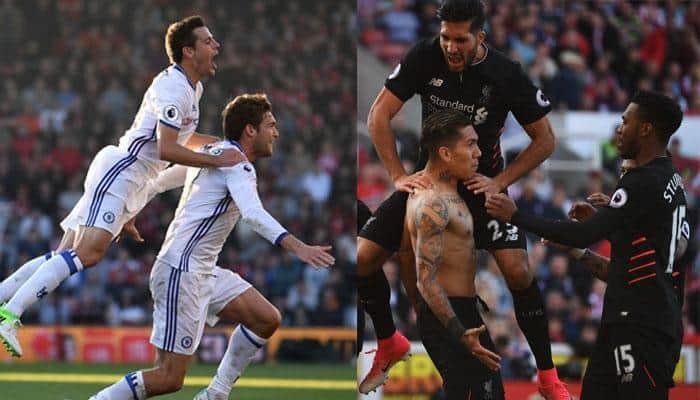 EPL Saturday Report: Chelsea continue rampant run; Liverpool, Manchester City tighten top 4 grip