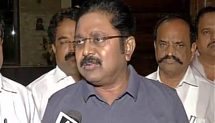 RK Nagar by-elections cancelled; Dinakaran says EC did not want him to win