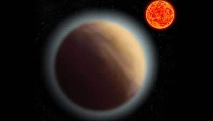 Earth-like planet 'GJ 1132b' outside our Solar System has its own atmosphere