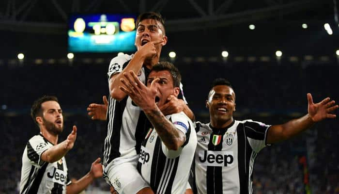 The Best Juventus Vs Barcelona 3-0