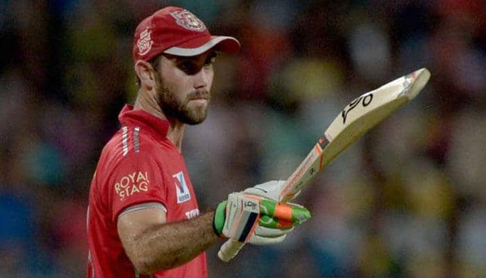 IPL 2017: Glenn Maxwell gives shocking reply to reporter who questioned his struggle against leg-spinner