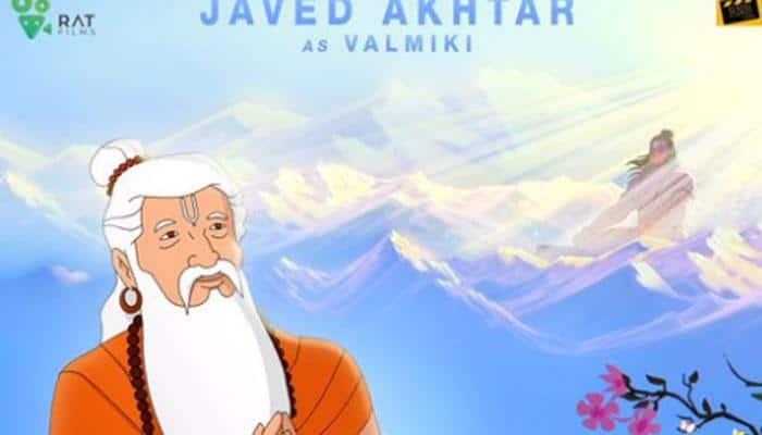 Javed Akhtar is voice of Valmiki in 'Hanuman Da Damdaar'
