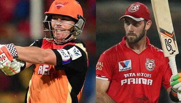 IPL 2017, SRH vs KXIP, Match 19 – As it happened...