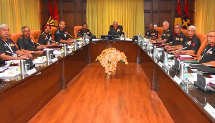 Work to reinforce image of Army: Gen Bipin Rawat Rawat to top commanders