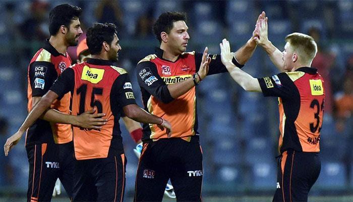 IPL 2017, SRH vs KXIP: Bhuvneshwar Kumar's five-wicket haul overshadows Manan Vohra's 95 as Hyderabad seal thrilling win
