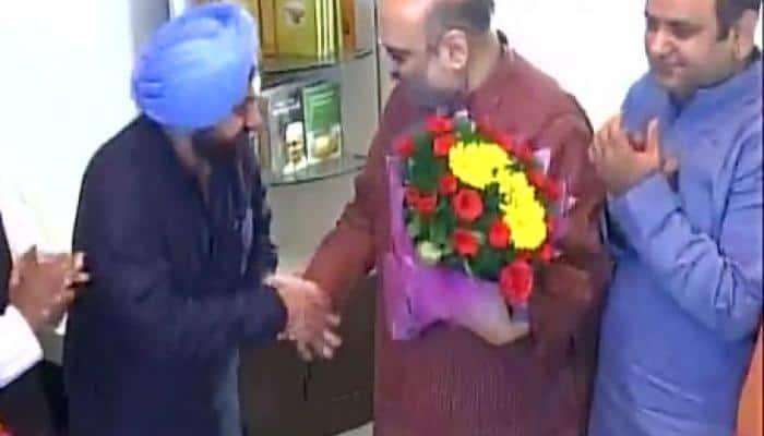 Delhi Congress stalwart Arvinder Singh Lovely joins BJP