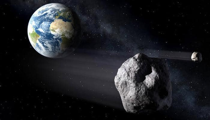 Large asteroid set to fly very close to Earth today – How to watch it LIVE