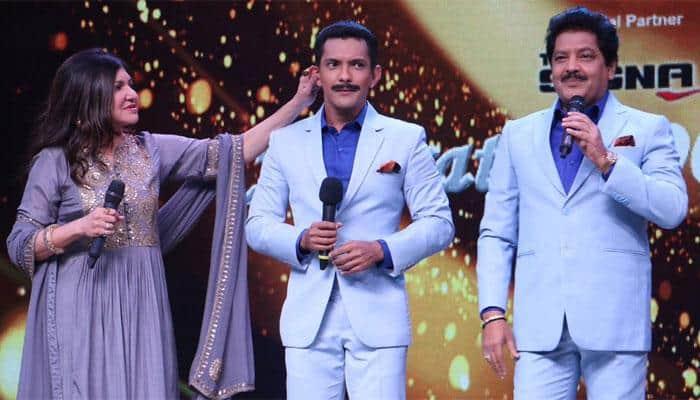 Aditya too modest to be like Udit Narayan, says Alka Yagnik