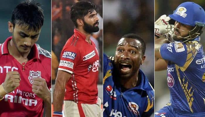 IPL 10: Kings XI Punjab vs Mumbai Indians – Players to watch out for!