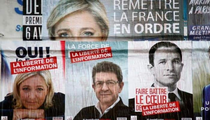 French overseas territories kicking off presidential voting