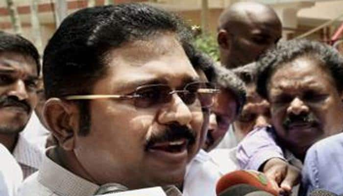 AIADMK symbol row: Delhi Police grill TTV Dhinakaran for 7 hours, ask him to appear again on Sunday