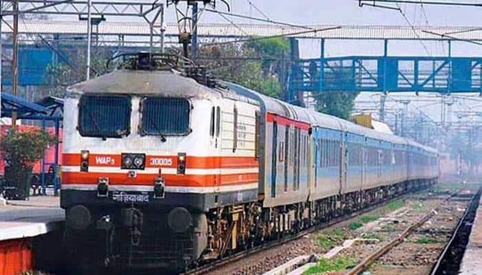 Thunderstorm disrupts train services in Kolkata