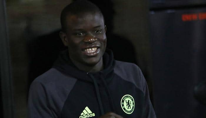 Chelsea's N`Golo Kante awarded Player of the Year by Professional Footballer's Association