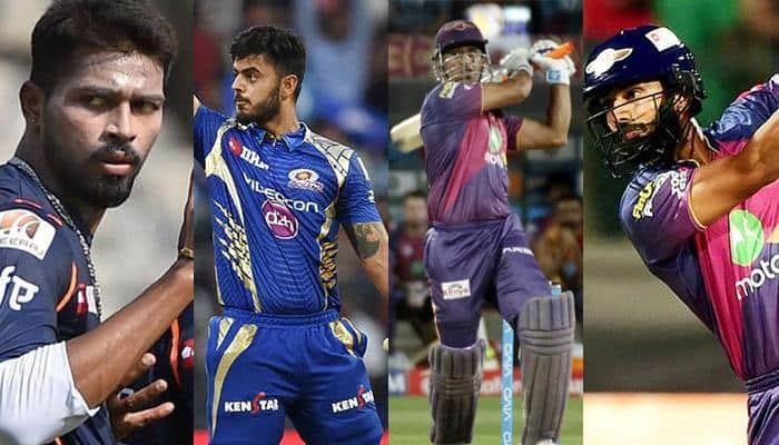 Mumbai Indians vs Rising Pune Supergiant- Players to watch out for!