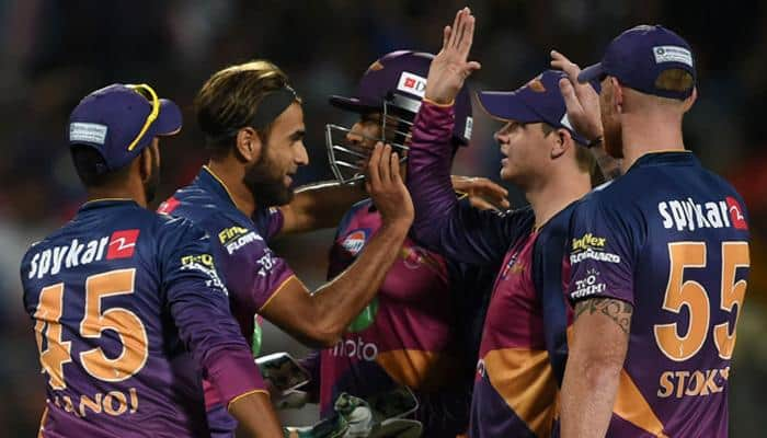 IPL 2017: MI vs RPS - Pune complete double over Mumbai; clinch three-run victory in a nail-biter