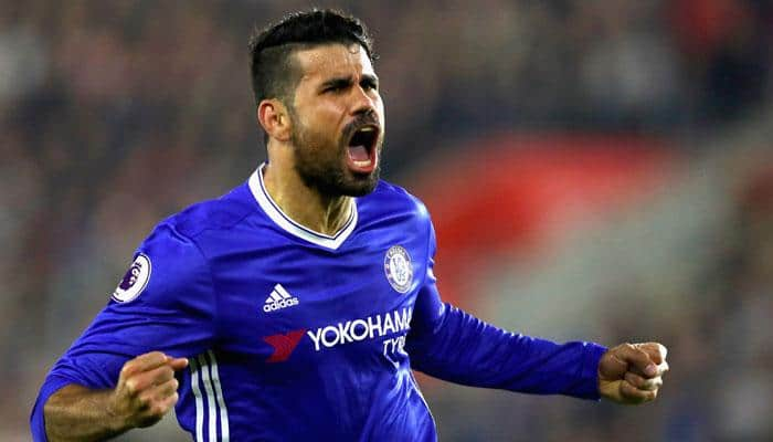 Premier League: Diego Costa's double strike guides Chelsea to 4-2 win over Southampton