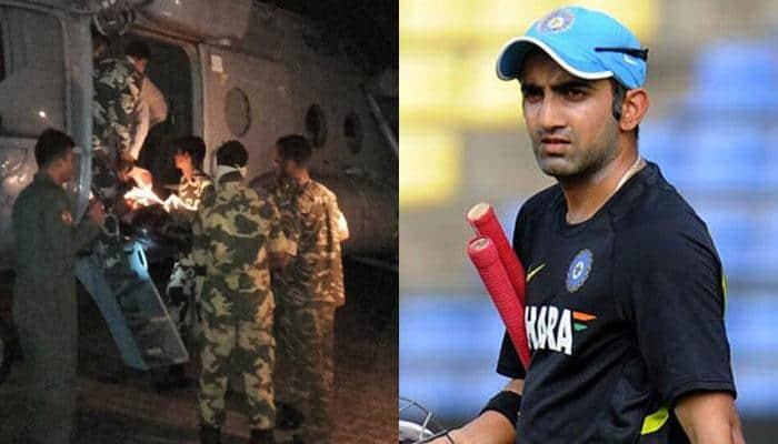 Kolkata Knight Riders skipper Gautam Gambhir to bear education expenses of slain CRPF soldiers' children