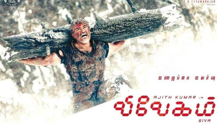 Vivegam new poster starring Ajith is a perfect birthday gift for Thala fans!