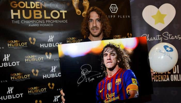 Spain legend Carles Puyol to launch FIFA U-17 World Cup ticket sales this month