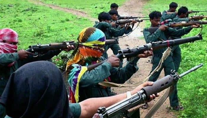 Anti-Naxal ops: Arms, including LMG, AK 47, 3000 bullets seized by forces in Jharkhand