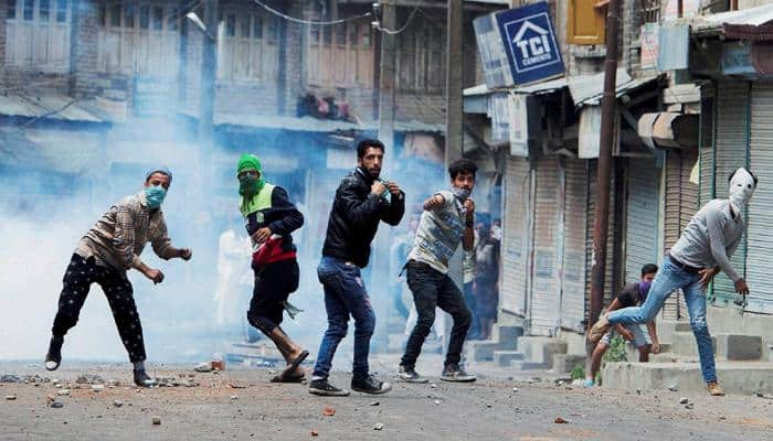 95 Kashmiri youths join militancy in 2016, say police