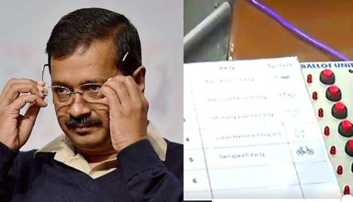 AAP stays mum on Kapil Mishra's corruption charges against Arvind Kejriwal, claims EVMs can be tampered with secret codes