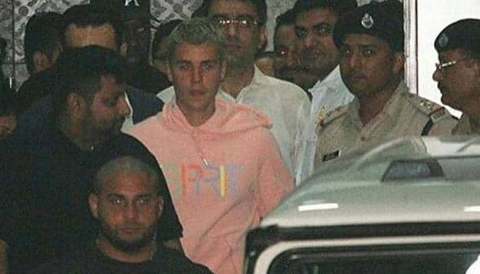 Justin Bieber lands in Mumbai for 'Purpose World Tour'! Here's what you should know
