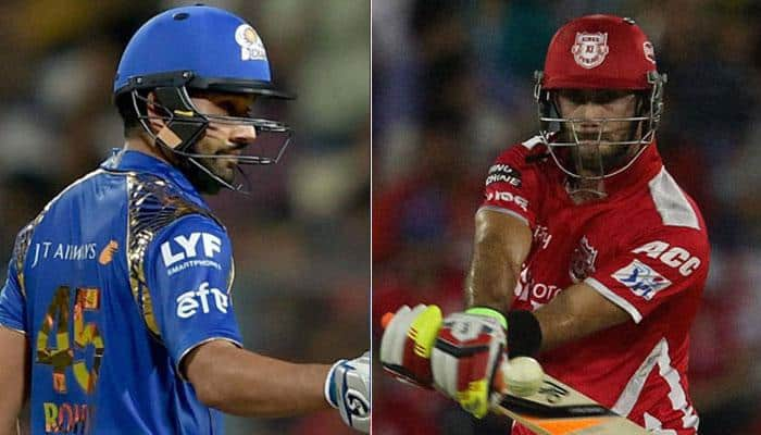 IPL 2017, Match 51: After win over KKR, Kings XI Punjab face Mumbai Indians in another 'do-or-die' clash