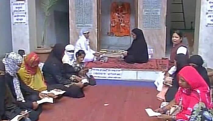 Ahead of Supreme Court's hearing, Muslim women recite Hanuman Chalisa to end triple talaq