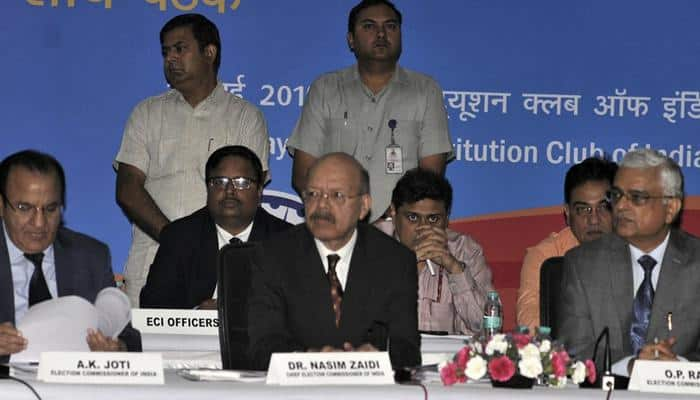 EVM tempering row: All-party meet by Election Commission underway