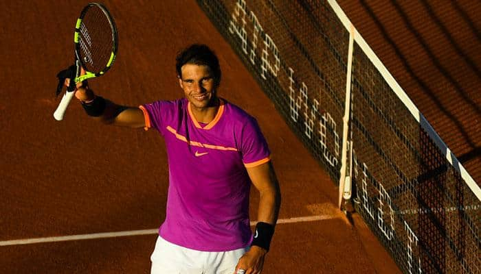Madrid Masters: Rafael Nadal crushes Novak Djokovic in open era record 50th meeting to enter final