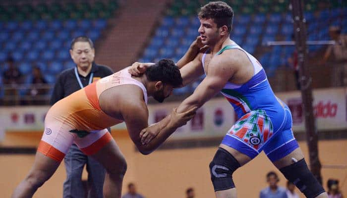 Asian Wrestling Championships: Sumit bags silver to end India's campaign on a high