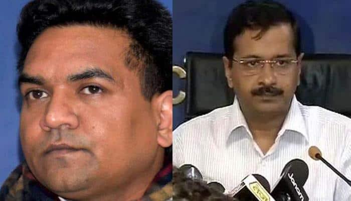 Sacked AAP minister Kapil Mishra to approach CBI, CBDT today to lodge complaint against Arvind Kejriwal