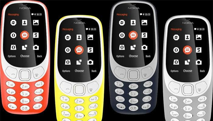Nokia 3310 feature phone launched in India at Rs 3,310; to be available from Thursday