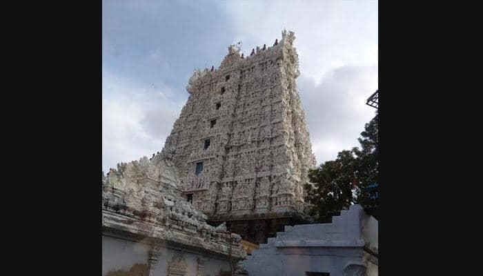 Sthanumalayan: An amalgamation of Brahma, Vishnu and Shiva – A rare occurrence!