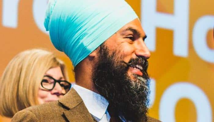 Meet Jagmeet Singh - the first Sikh in leadership race of a national political party in Canada